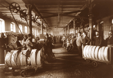1878 General Tire factory,